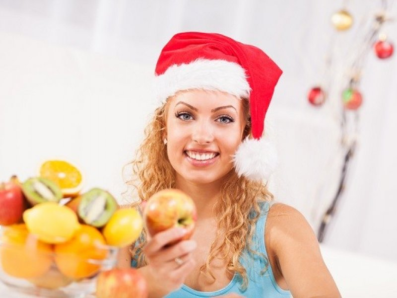 Как вернуться в форму, после новогодних праздников
