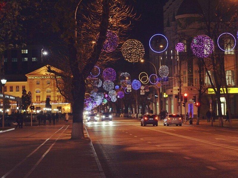 Какая погода будет на Кубани в Новогоднюю ночь