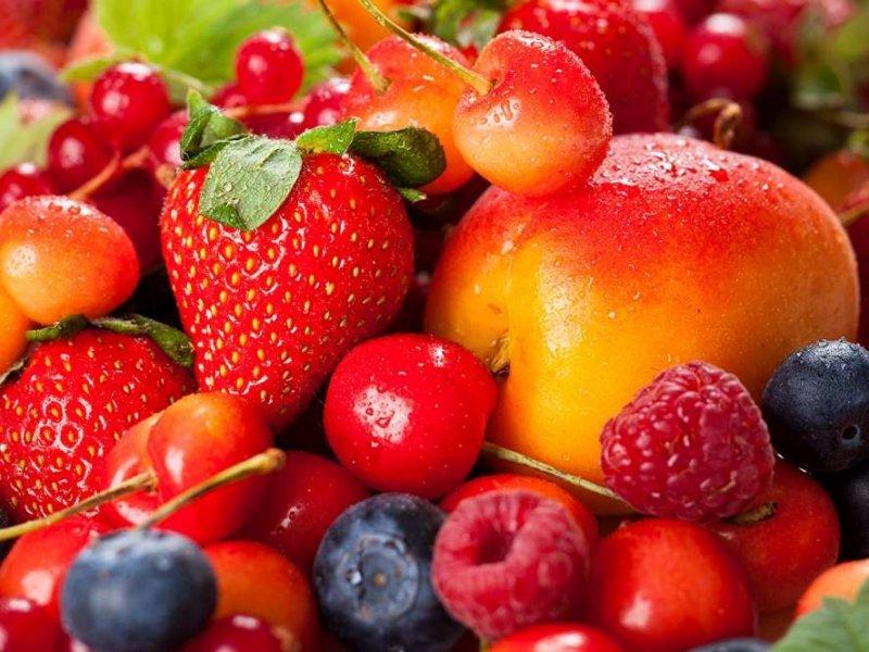 В Краснодарском крае собрано более 8,8 тыс. тонн фруктов и ягод