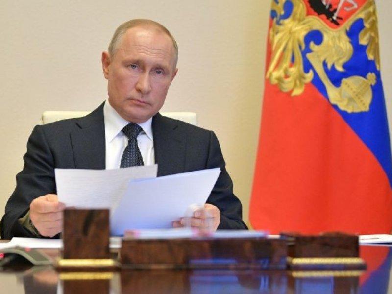 Президент снял карантин в России