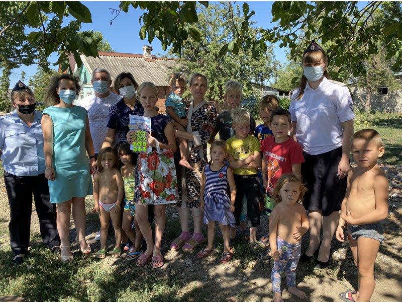 Благотворительная акция МВД России «Соберем ребенка в школу»!