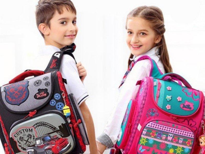 Сколько должен весить школьный портфель с учебниками ?