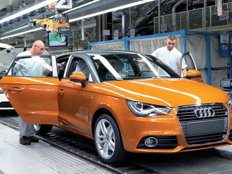 На Кубани планируют построить завод Audi