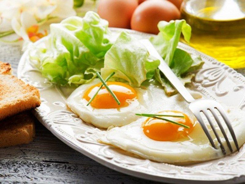 Россияне едят больше яиц, чем европейцы