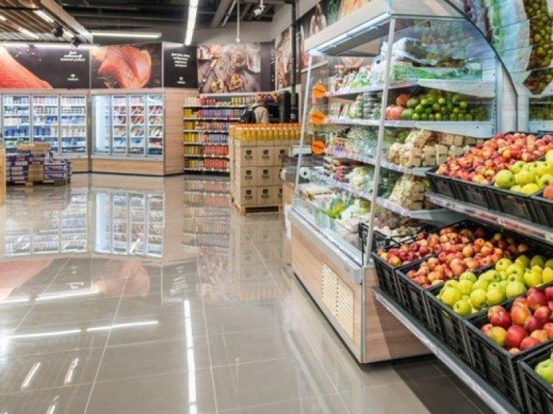 В России появился первый магазин без касс и продавцов