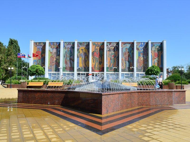 Обновление Портала города Тимашевск