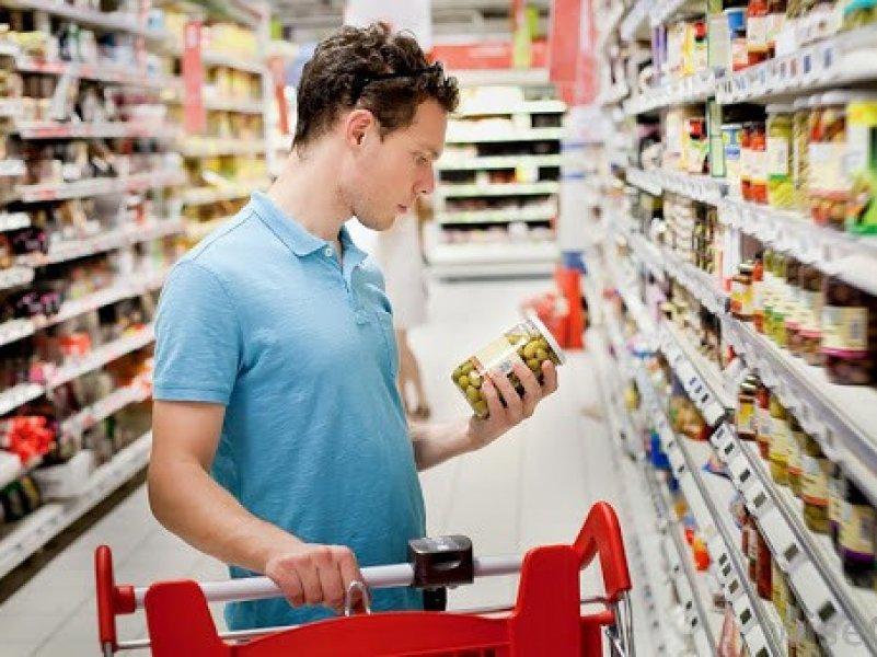 Покупательская активность мужчин в супермаркетах выше, чем у женщин