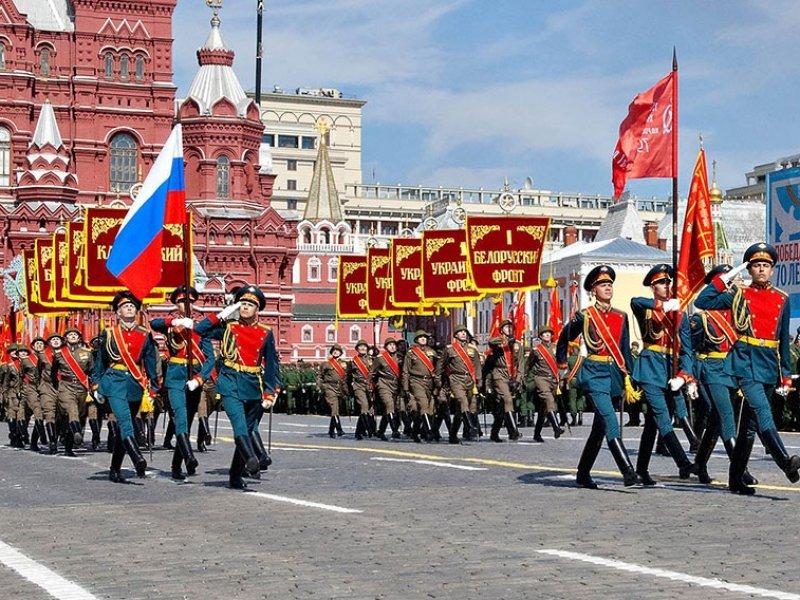 24 июня — день  проведения Парада Победы - будет выходным