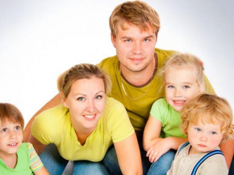 В России безработным  выплатят по три тысячи рублей на каждого ребенка