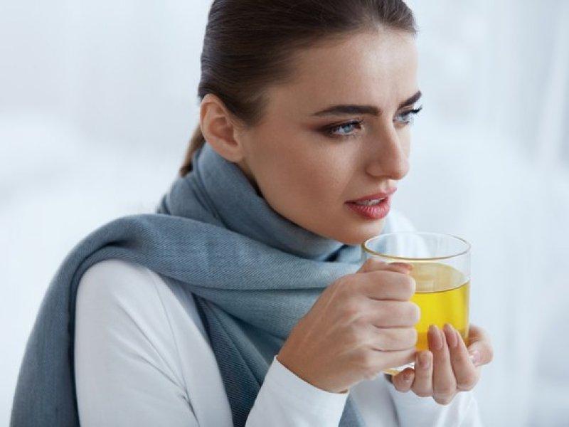 Какие продукты  нельзя есть при простуде