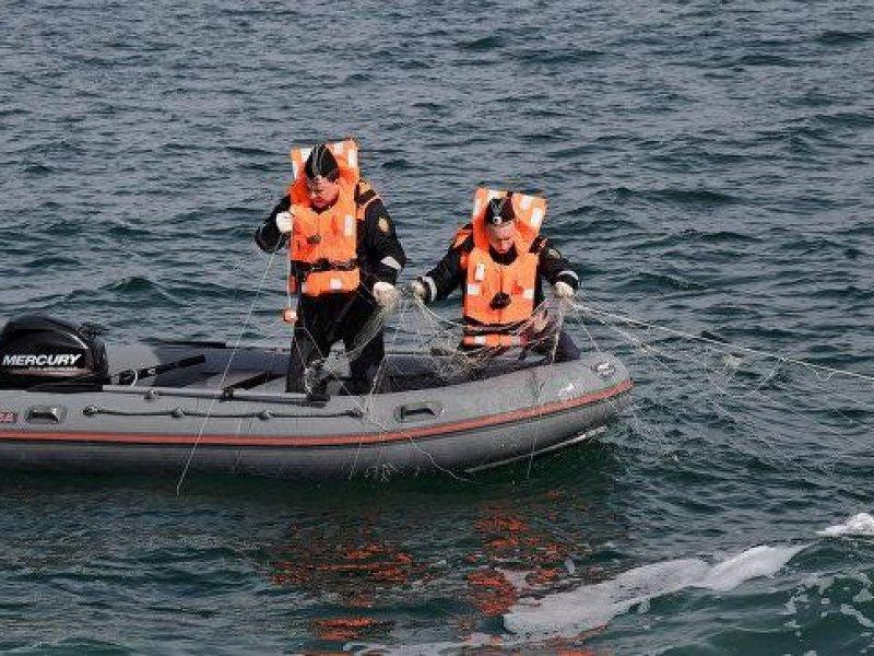 За браконьерство в Кизилташском лимане жителей прибрежного района Кубани привлекут к уголовной ответственности