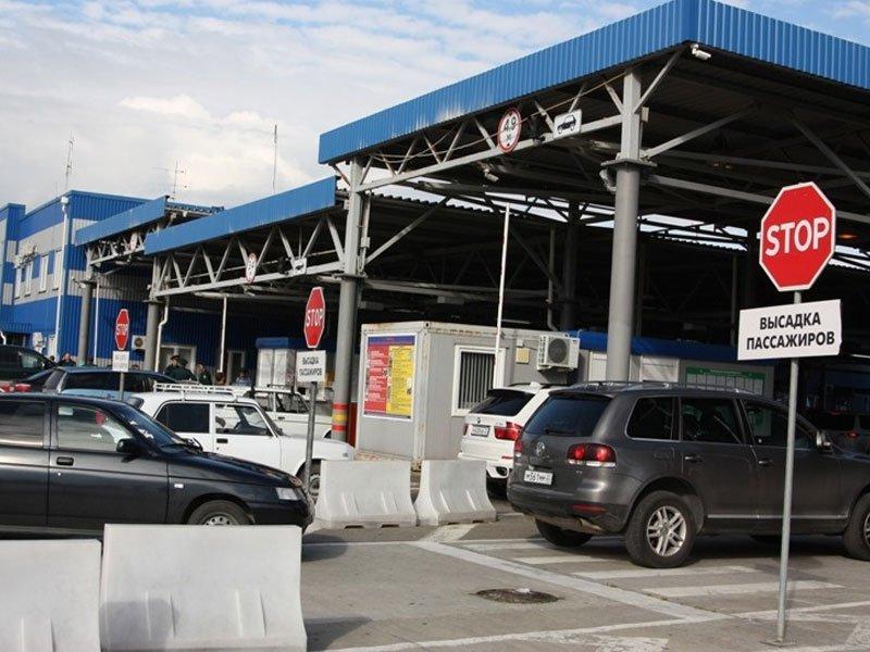 На российско-абхазской границе в 2019 году зафиксирован рекордный трафик