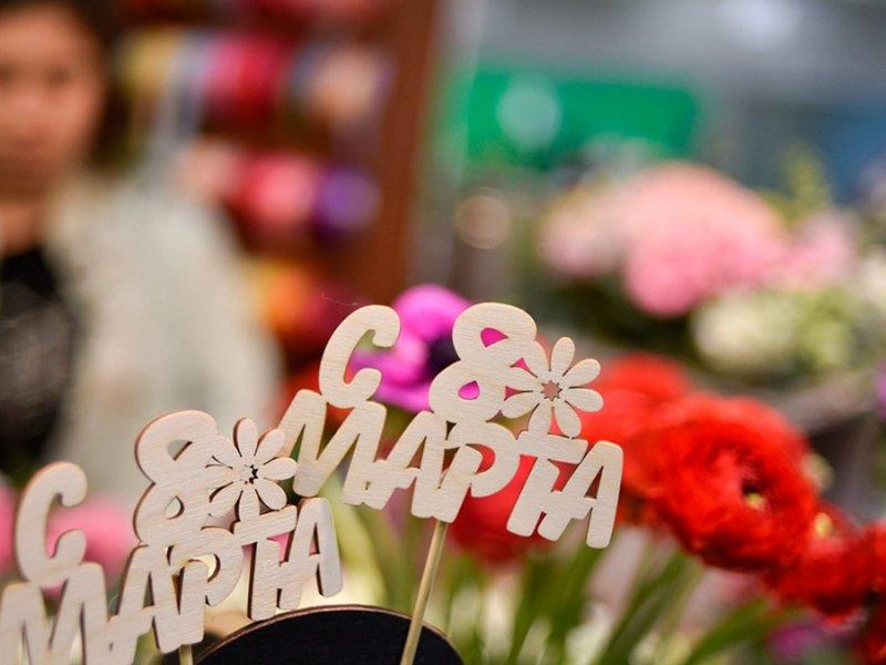Россияне больше любят праздник 8 Марта, чем 23 февраля
