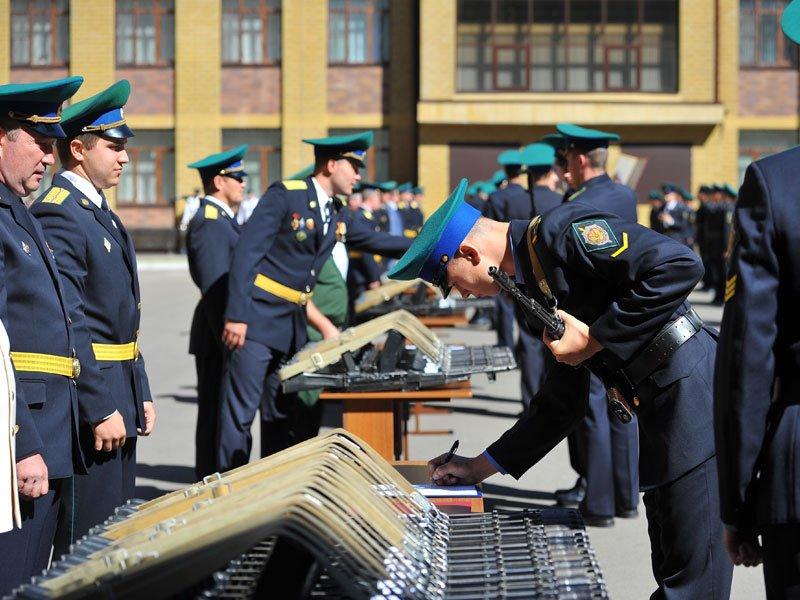 В Краснодарском крае ведется набор кандидатов в пограничные органы