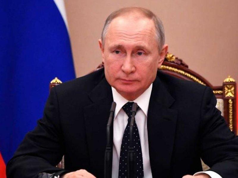 Президент сделал срочное обращение к россиянам