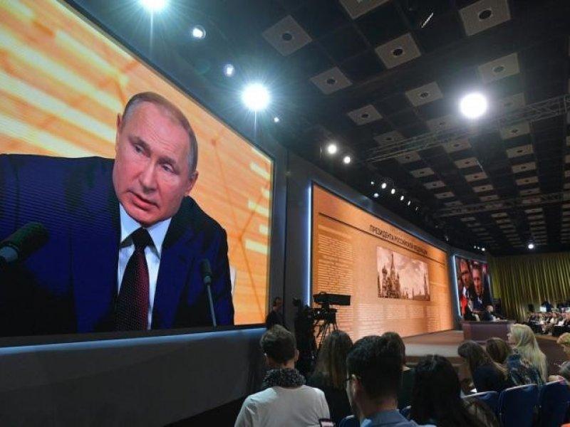 Президента спросили о благосостоянии россиян