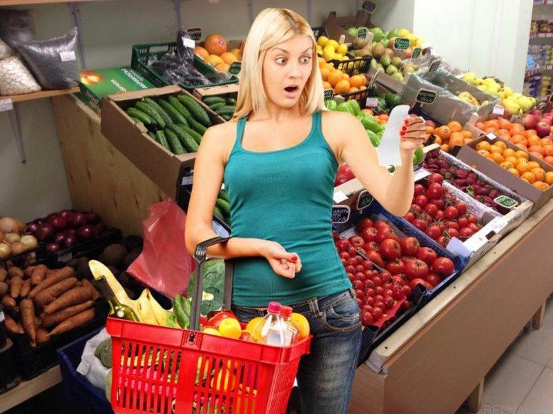Названы причины роста цен на продукты в России