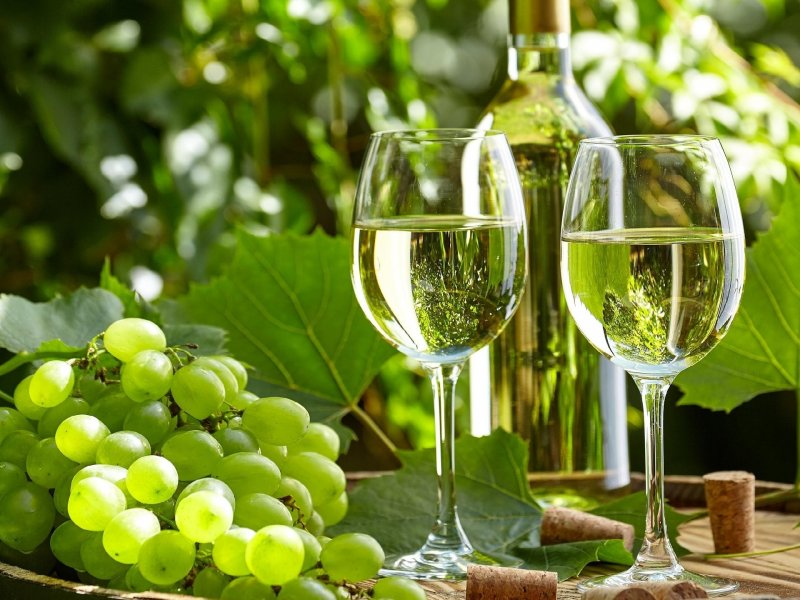 Как правильно выбрать белое вино