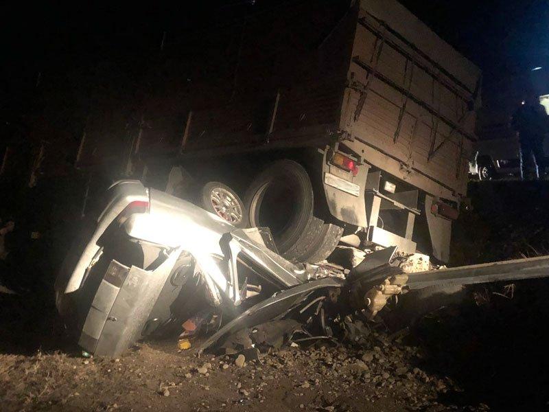 Дорожно-транспортное происшествие со смертельным исходом