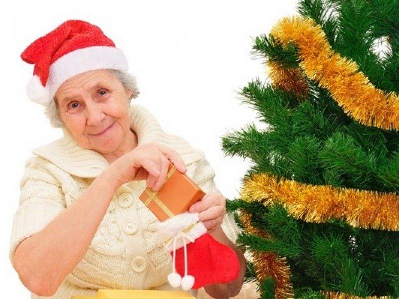 В России могут ввести «новогодний капитал» для пенсионеров