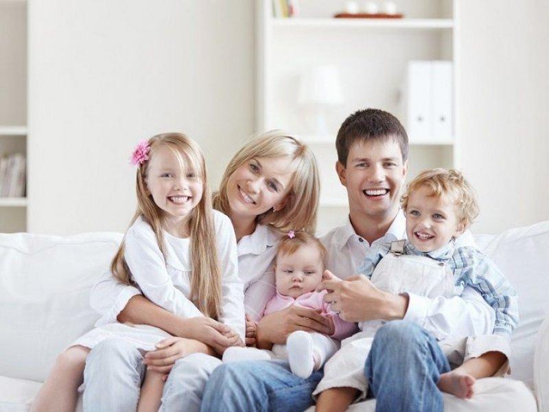 Многодетным семьям на Кубани выделено на единовременную материальную помощь 540 млн рублей