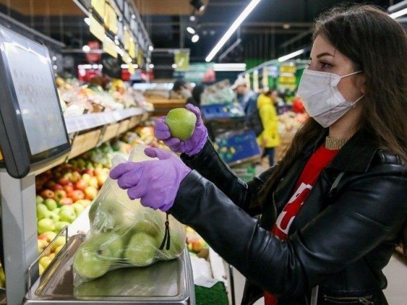 Врачи советуют, как правильно покупать продукты в условиях карантина