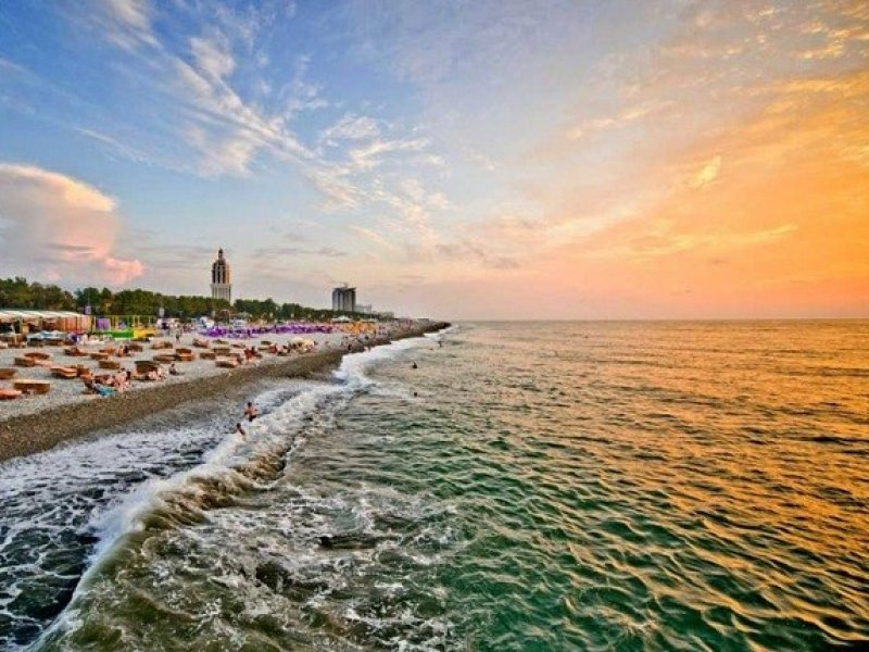 Сколько еще продлится бархатный сезон на российских курортах