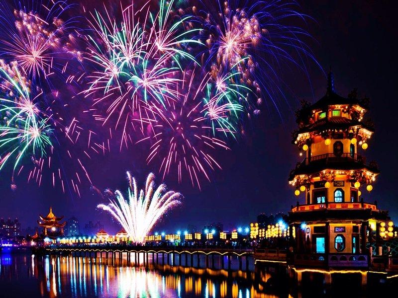 Самый странный новый год в мире. Часть 2.