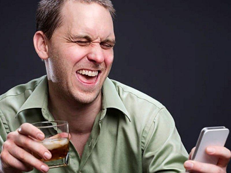 Для смартфонов разработали «пьяный режим»