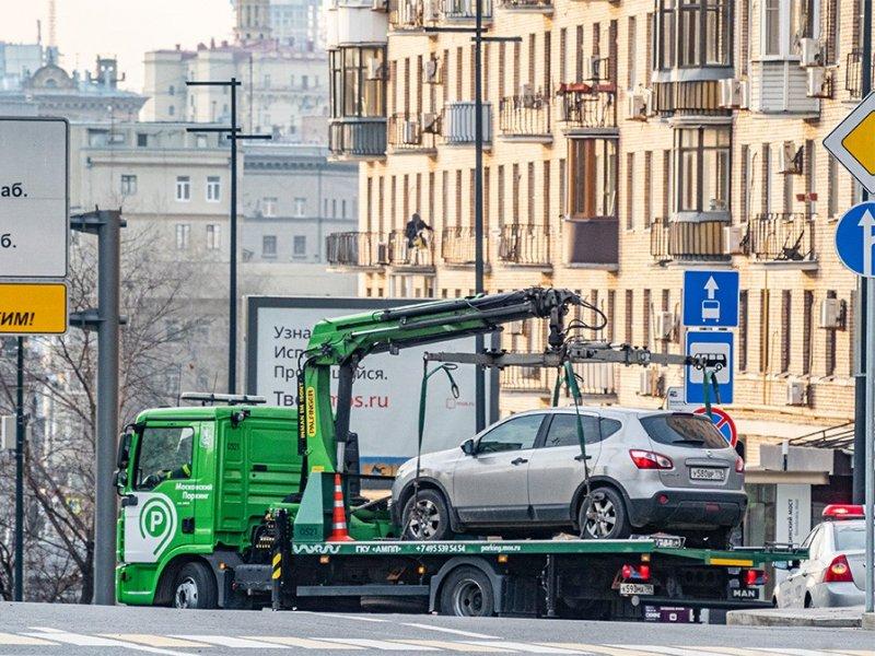 Краснодарский край стал  первым регионом, где отказались от эвакуаторов