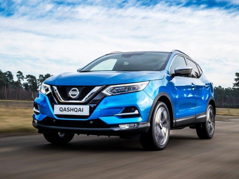 Названы цены на обновленный Nissan Qashqai