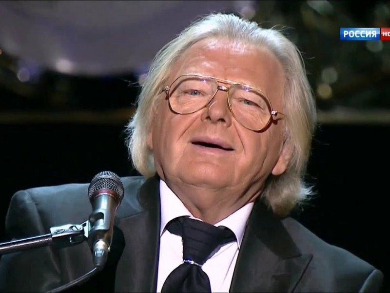 Юрий Антонов сегодня отмечает 75-летний юбилей