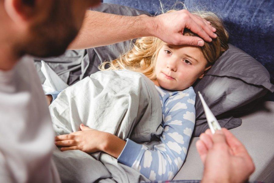 Дети должны болеть