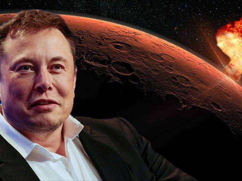 Илон Маск хочет отправить миллион людей на Марс до 2060 года