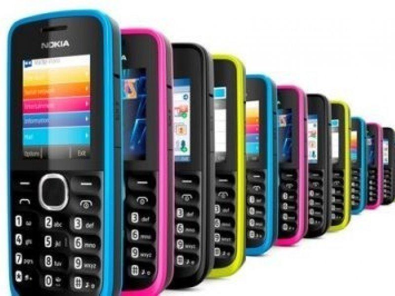 В России выросли продажи кнопочных телефонов