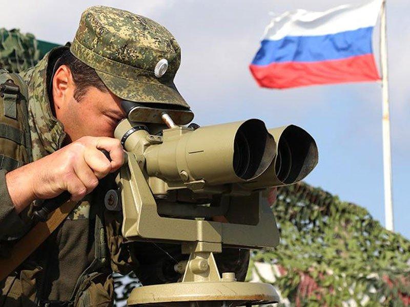 Задержан нарушитель границы РФ