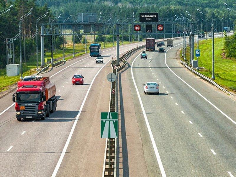 В России на дорогах увеличат скорость до 130 км/ч