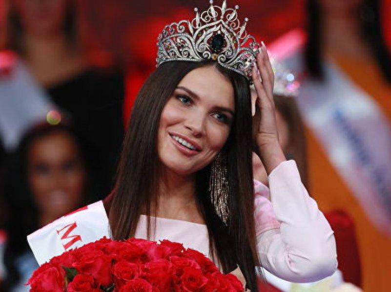 Кубанская победительница конкурса «Мисс Москва» впервые в истории конкурса лишилась титула