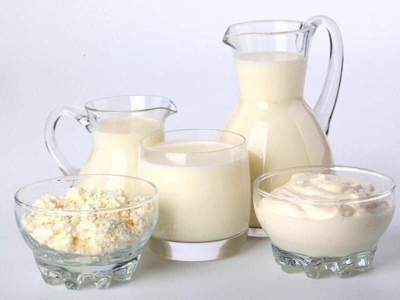 В России производство молока за последние 10 лет увеличилось на 1 млн тонн