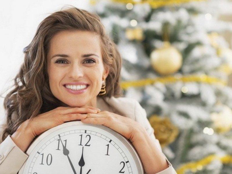 Как похудеть за  две недели до Нового года