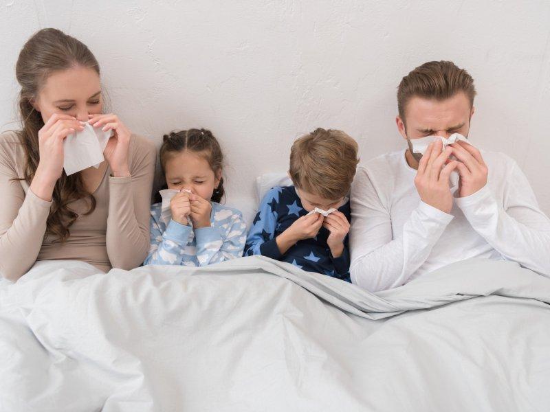 Как не заболеть гриппом: рекомендации специалистов