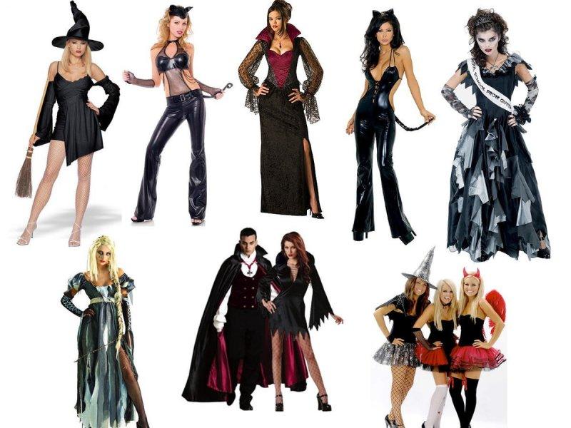 Как подобрать классический  костюм на Хэллоуин по знаку  Зодиака