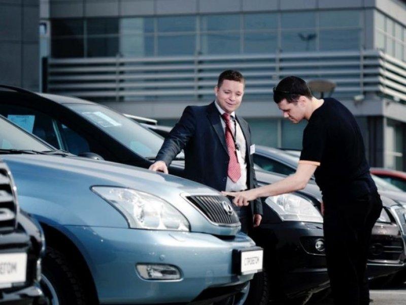В России растут цены на подержанные автомобили