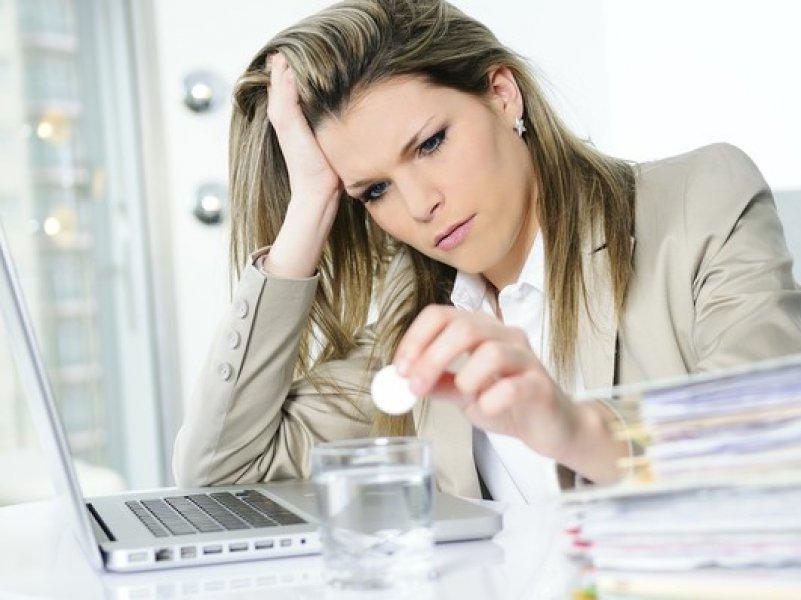 Что такое  хроническая усталость и как себе помочь