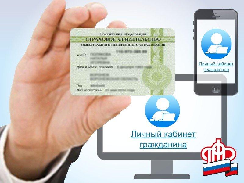 Жители Кубани будут получать уведомления вместо «зеленой карточки» СНИЛС