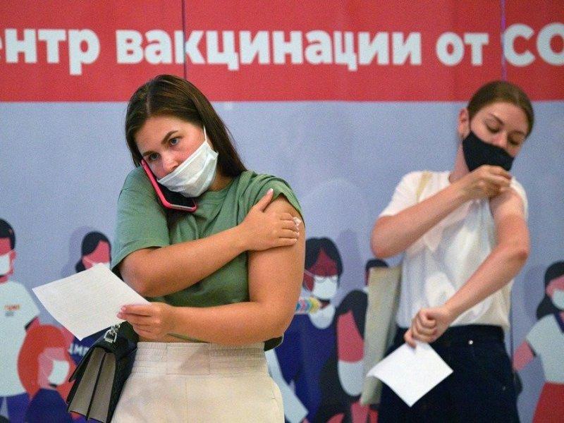 Большинство россиян высказались за предоставление выходных после вакцинации