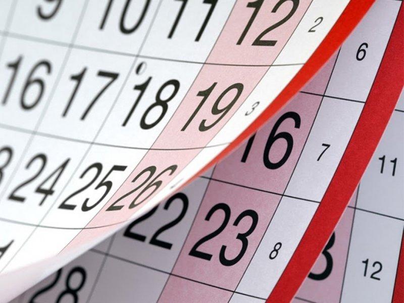 В Новом  году у россиян будет восемь коротких рабочих недель