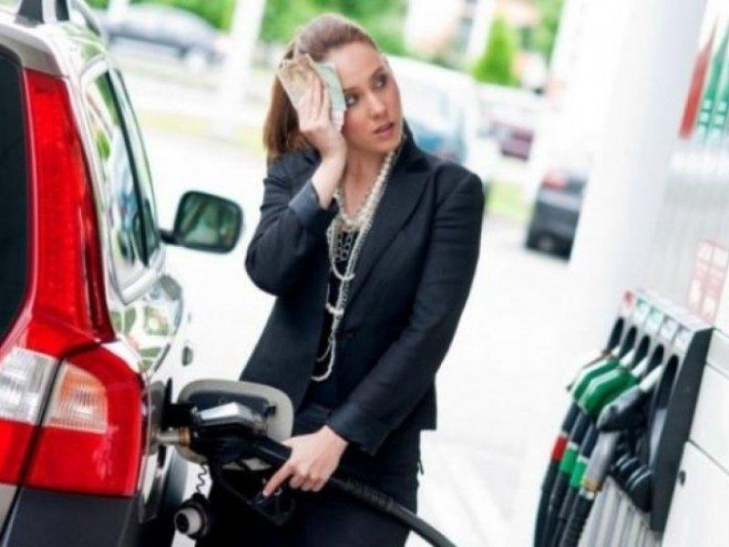 В России зафиксирован рост цен на бензин