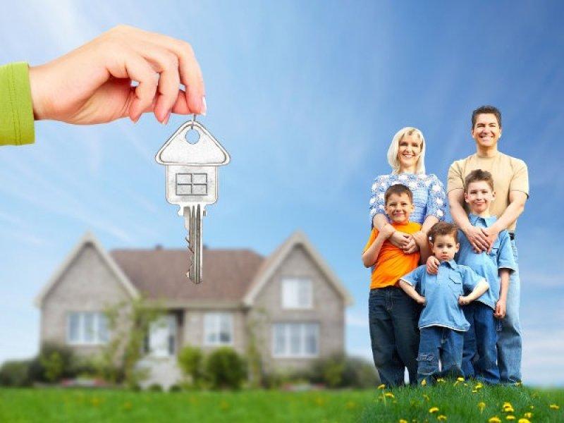 Многодетные семьи могут получить право на списание 450 тыс. руб. по ипотеке