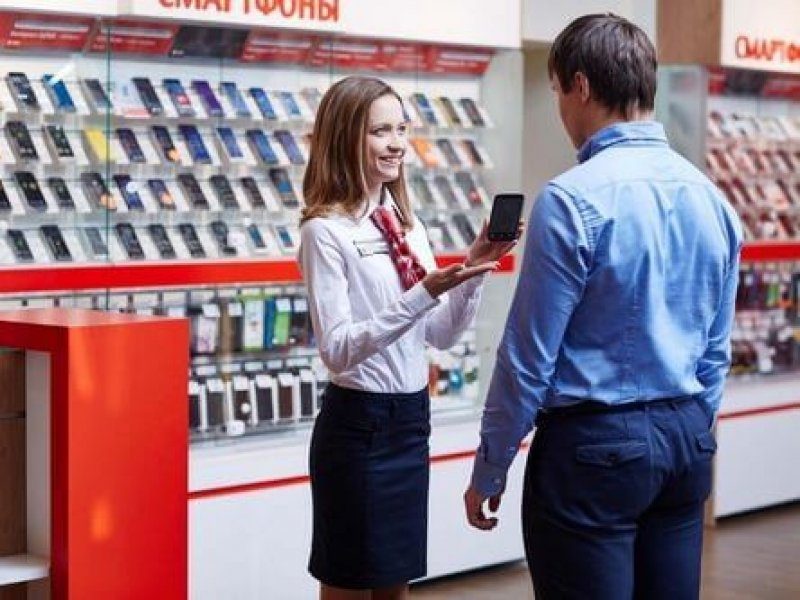 В России закрылись более 1700 салонов сотовой связи из-за пандемии COVID-19